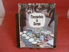 """""""Flea markets in Europe""""- Chartwell, 1982"""