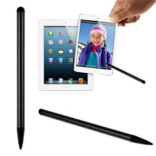 Capacitive Pen Touch Screen Stylus Pencil Black For Tablet iPad Phone Samsung PC
