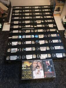 47 X Odyssey True Stories - Vhs Video CASSETTES No Boxes Some Rare