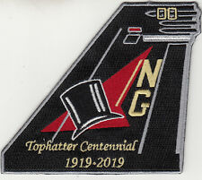 Vfa-14 Tophatter Centennial 1919 - 2019 Tail Fin Patch