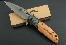 New BROWNING X28 Pocket 3cr13mov Blade Folding Knife Camping Tools