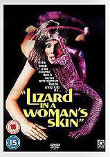 LIZARD IN A WOMAN'S SKIN NEW DVD