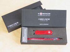 Wenger couteau suisse Swiss Duo Evolution 81 Cadeau Nouveau/Neuf dans sa boîte!