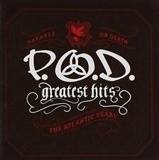 P.O.D. - Greatest Hits (The Atlantic Years) (NEW CD)