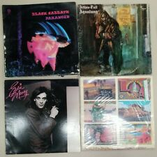 Lot#9 of 20 Classic Rock/ Pop Rock various vinyl Lps record albums from G to Vg