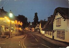 BR82563   shanklin old village at night isle of wight uk