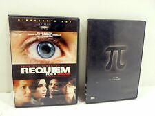 Darren Aronofsky Dvd Collection Requiem for a Dream & Pi: Faith in Chaos