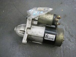 Mazda 323 BJ 9/98 - 12/03 Ford Laser KN - KQ 2/99 - 9/02 - Starter Motor 1.6