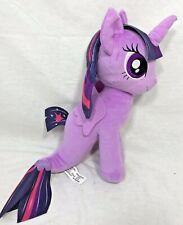 My Little Pony Sea Mermaid Unicorn Princess twilight sparkle Wings Purple Plush