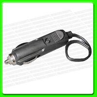 Pre Wired Fused Cigar Lighter Plug Aux 12 Volt  [PWN738]