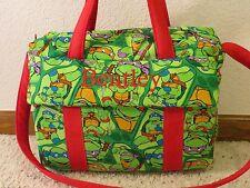 Teenage Mutant Ninja Turtle custom handmade Diaper Bag w/chg pad by EMIJANE