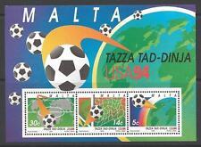Malta (until 1964) Football Stamps