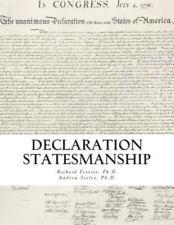 Declaration Statesmanship American Government Civics Homeschool Education NEW