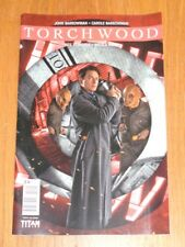 TORCHWOOD #2.4 TITAN COMICS COVER B JUNE 2017