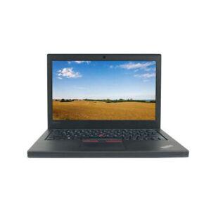 """Lenovo ThinkPad X260 i5 6300U 2.4GHz 8GB 500GB 12.5"""" Win 10 pro"""