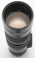 Porst Tele Zoom auto 70-220mm 1:4 4 70-220 mm - M42 Anschluss