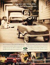 2000 Land Rover Discovery Series 2- Original Advertisement Print Art Car Ad J651