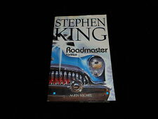 Stephen King : Roadmaster Editions  GF Albin Michel
