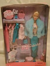 Barbie Fashion Wardrobe 1999, With Over 20 Fashion Combinations - # 27788