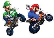 Mario Brothers Iron On Transfer Mario and Luigi 2