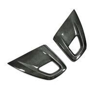 2pcs Interior Door Armrest Panel Trim Cover Decor Fit for Hyundai Veloster 12-17