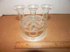 Pyrex Reaction Kettle/Vessel Lid with 4 Ground Glass Necks, 135mm OD