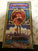 The Adventures Of Tom Sawyer Vhs 1938/1988 extremely Htf And Rare
