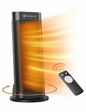 Electric Heater for Living Room Office Bedroom Tower 18in Compact Portable Best