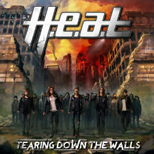 H.E.A.T : Tearing Down the Walls CD (2014) ***NEW***