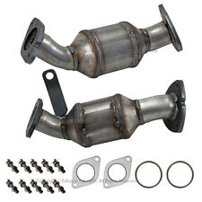2007-2015 GMC Acadia V6 3.6L Direct Fit Catalytic Converter 2 PIECE PAIR