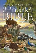 The Complete Illustrated Children's Bible Library: The Complete Illustrated Children's Bible by J. Emmerson-Hicks and Harvest House Publishers (2014, Picture Book)