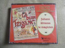 "COFFRET 3 CD NEUF ""JOHANN STRAUSS, LE MAGICIEN : SELECTION READER'S DIGEST"""