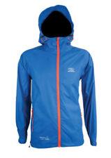 Capi d'abbigliamento da campeggio da uomo blu in nylon taglia M