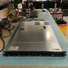 HP PROLIANT DL360 G7 - 1x HEX CORE X5690 @3.46 GHz, 16GB DDR3, 1 x 146GB,15k SAS