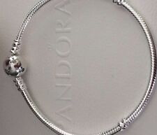 NEW! AUTHENTIC Disney Pandora Mickey Mouse Bracelet CZ  590731CZ   7.9 -20