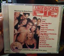 American Pie Movie Soundtrack -  MUSIC CD- FREE POST *