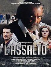 Dvd L'ASSALTO - (2014) ***Diego Abatantuono*** ......NUOVO