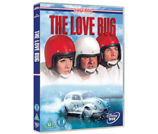 Herbie - The Love Bug 1968 - Sealed NEW DVD Official Disney Family Movie Kids