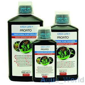Easy Life Profito Complete Aquatic Plant Fertilizer Food Aquarium Fish Tank