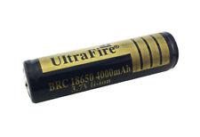 1 St. UltraFire 18650 Li-Ion aufladbare Akkus 4000 mAh