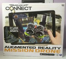 Air Hogs Connect Mission Drone Augmented Reality Spinmasters NEW 10+