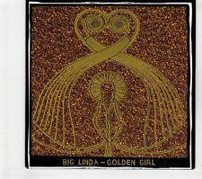 (GT215) Big Linda, Golden Girl - 2008 DJ CD