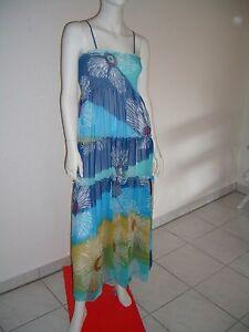 Langes Maxi Sommer-Kleid  Größe M    IBIZA  Mallorca