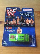 WWF WWE 1/64 Scale Radical Rides Triple H HHH Die-Cast Car DX WCW ECW ROH TNA