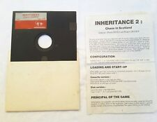 Inheritance 2, chaos in Scotland Commodore C64 computer game c64 infogrames