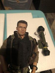"Collectibles Custom Arnold Schwarzenegger 1/6 scale 12"" Figure"