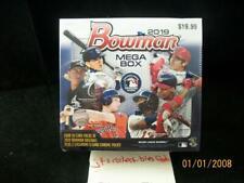 2019 Bowman Chrome Mega Box Factory Sealed Target Exclusive Acuna Soto Mojo