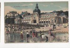 Le Havre Le Casino Vintage Postcard France 009a