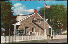 GETTYSBURG PA General Lee's Headquarters Museum Vintage Postcard Early Old PC