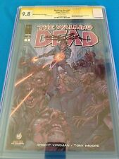 The Walking Dead #1 WW NY 2013 - Image - CGC SS 9.8 NM/MT - Signed by Neal Adams